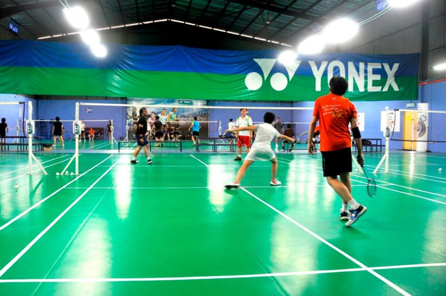 Students who have improved in their skills will be more capable in playing competitive badminton matches